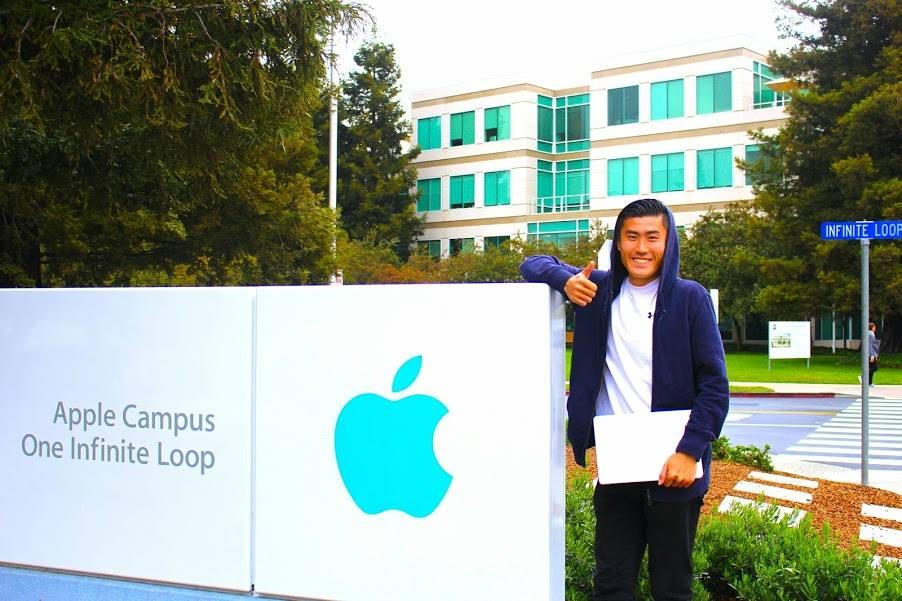 Apple本社