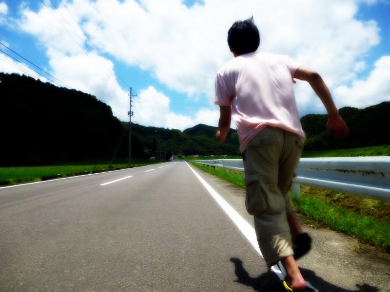 日本一周ひとり旅