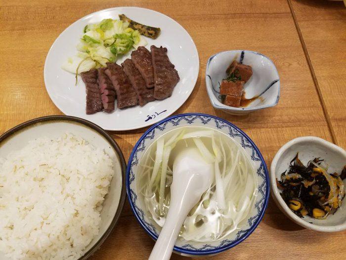 仙台 牛タン