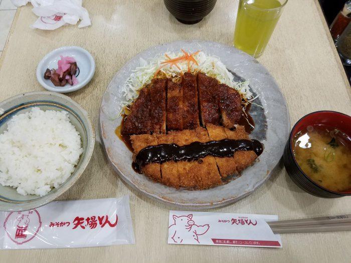 味噌カツ 名古屋