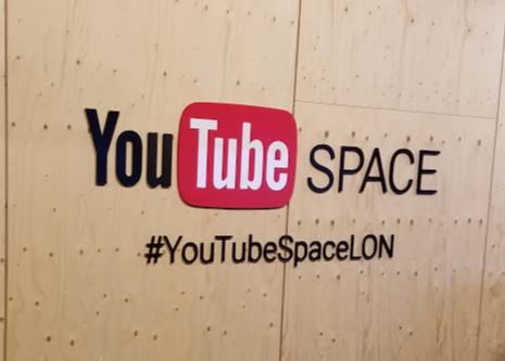 YouTubeロンドン
